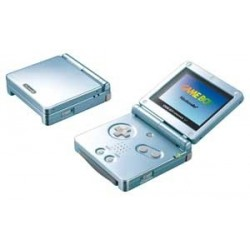 Game Boy Advance SP Bleu Artic