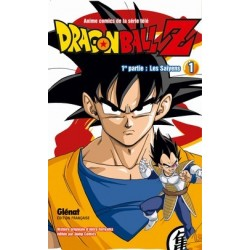 Dragon Ball Z Partie 1 Tome 01
