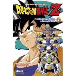 Dragon Ball Z Partie 2 Tome 04