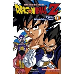 Dragon Ball Z Partie 3 Tome 01