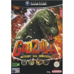Godzilla Destroy all Monsters