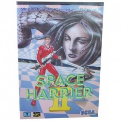 Space Harrier 2 JAP