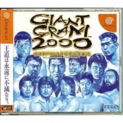 Giant Gram 2000 All Japan Pro Wrestling 3 JAP