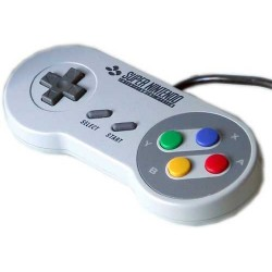 Manette Super Nintendo Officielle