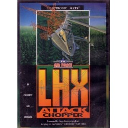 EA Air Force LHX Attack Chopper US