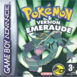 Pokemon Version Emeraude
