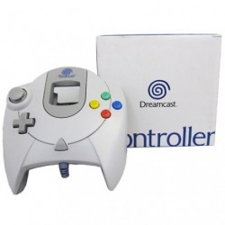 Manette Dreamcast officielle