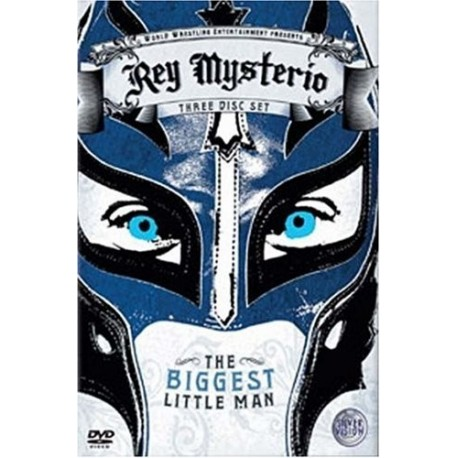 Rey misterio The biggest little man