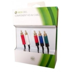 Cable Xbox 360 High Definition Component