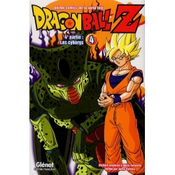 Dragon Ball Z Partie 4 Tome 04
