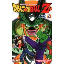 Dragon Ball Z Partie 4 Tome 05