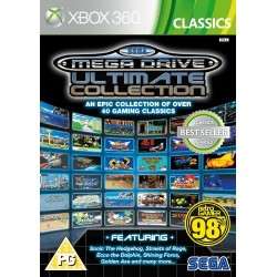 Sega Megadrive Ultimate Collection Classics