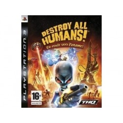 Destroy All Humans en Route vers Paname
