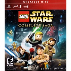 Lego Star wars la saga complète Greatest Hits US
