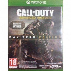 Call of Duty Advanced Warfare Edition Day Zero
