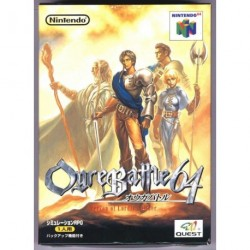 Ogre Battle 64 Person of Lordly Caliber JAP