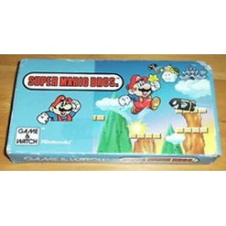 Simple Screen Super Mario Bros