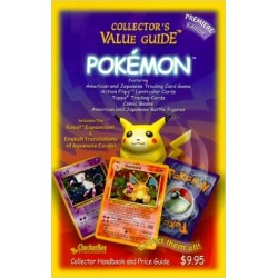 Pokemon Collector's Value Guide