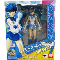 Sailor Moon Figuarts Sailor Mercury