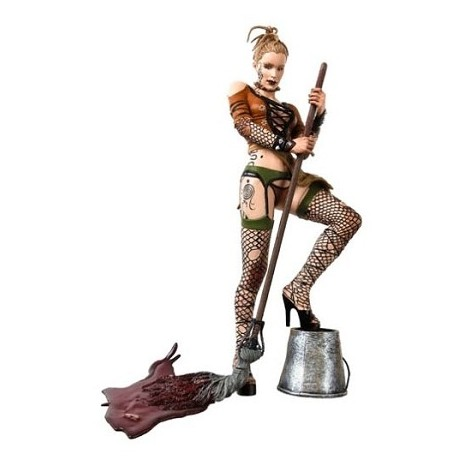 McFarlane's Monsters Série 4 Twisted Fairy Tales Gretel