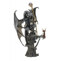 McFarlane's Dragons Série 3 Sorcerer Dragon Deluxe Box Set