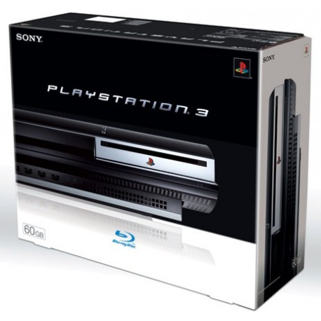 SONY PS3 60 Go