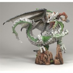 McFarlane's Dragons Série 7 Warrior Clan Dragon