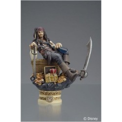 Kingdom Hearts Fomartion Arts vol 3 Jack Sparrow