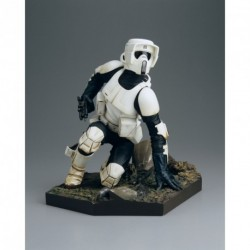 Scout Trooper 1/7 Vinyl Model Kit