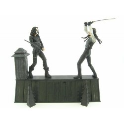 Neca The Crow Roof Top Deluxe