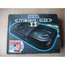 Sega Mega CD 2 Pack Road Avenger