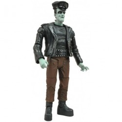 The Munsters Action Figures Hotrod Herman