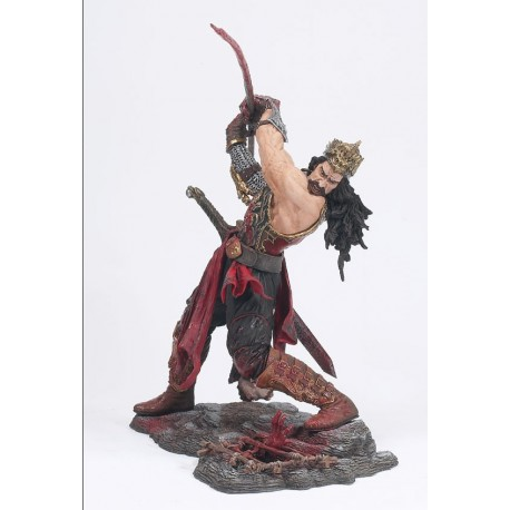 McFarlane's Monsters Série 6 Faces of Madness Vlad The Impaler