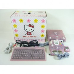 Sega Dreamcast Hello Kitty Pink Version JAP