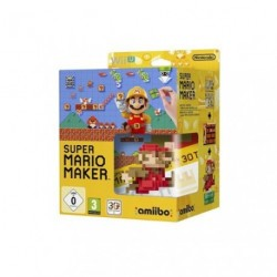 Super Mario Maker + Amiibo Super Mario Bros Classique Rouge