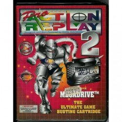 Action Replay Pro 2 Megadrive