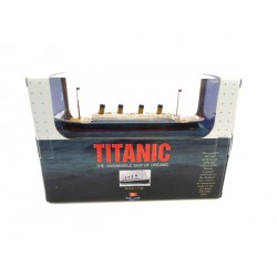 Titanic The Unsinkable Ship of Dreams