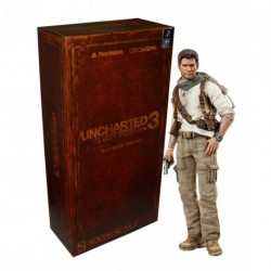 Uncharted 3 Drake's Deception Nathan Drake