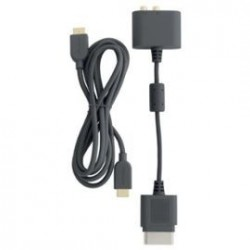Cable Xbox 360 Officiel Hdmi Audio Video