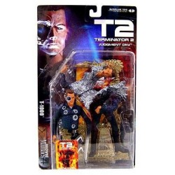 McFarlane's Movie Maniacs 4 T-1000 Terminator 2 Judgment Day