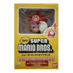 Nintendo New Super Mario Bros Desktop Soft Vinyle 30 Cm