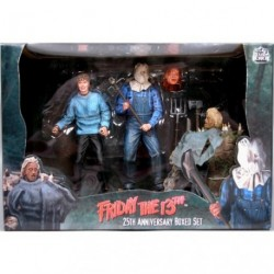 Neca Friday the 13th 25th Anniversary Boxed Set