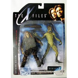 McFarlane's X Files Attack Alien Series 1