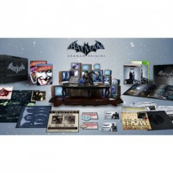 Batman Arkham Origins Collector Edition US