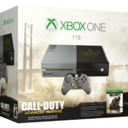 Microsoft XBOX ONE 1 To Edition Advance Warfare