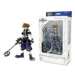 Kingdom Hearts 2 Play Arts Sora Wisdom Form Blue