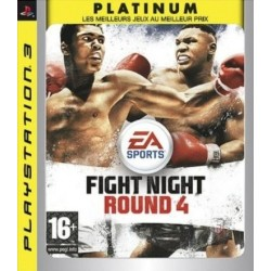 Fight Night round 4 Platinum
