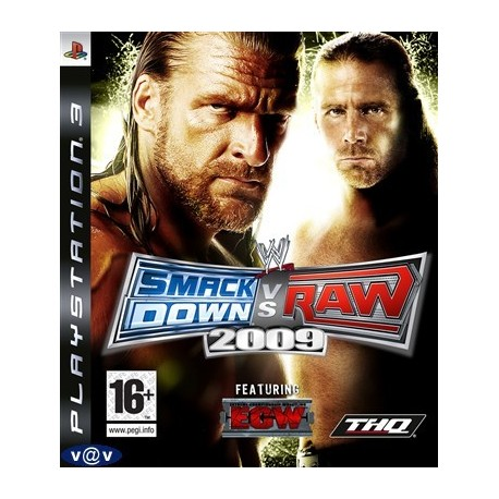 Smack Down VS Raw 2009
