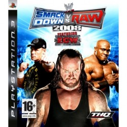 Smack Down VS Raw 2008