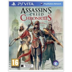 Assassins Creed Chronicles Trilogie